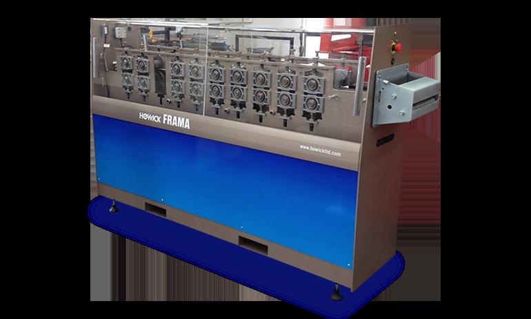 Th200 Tophat Battten Machine Howick Ltd