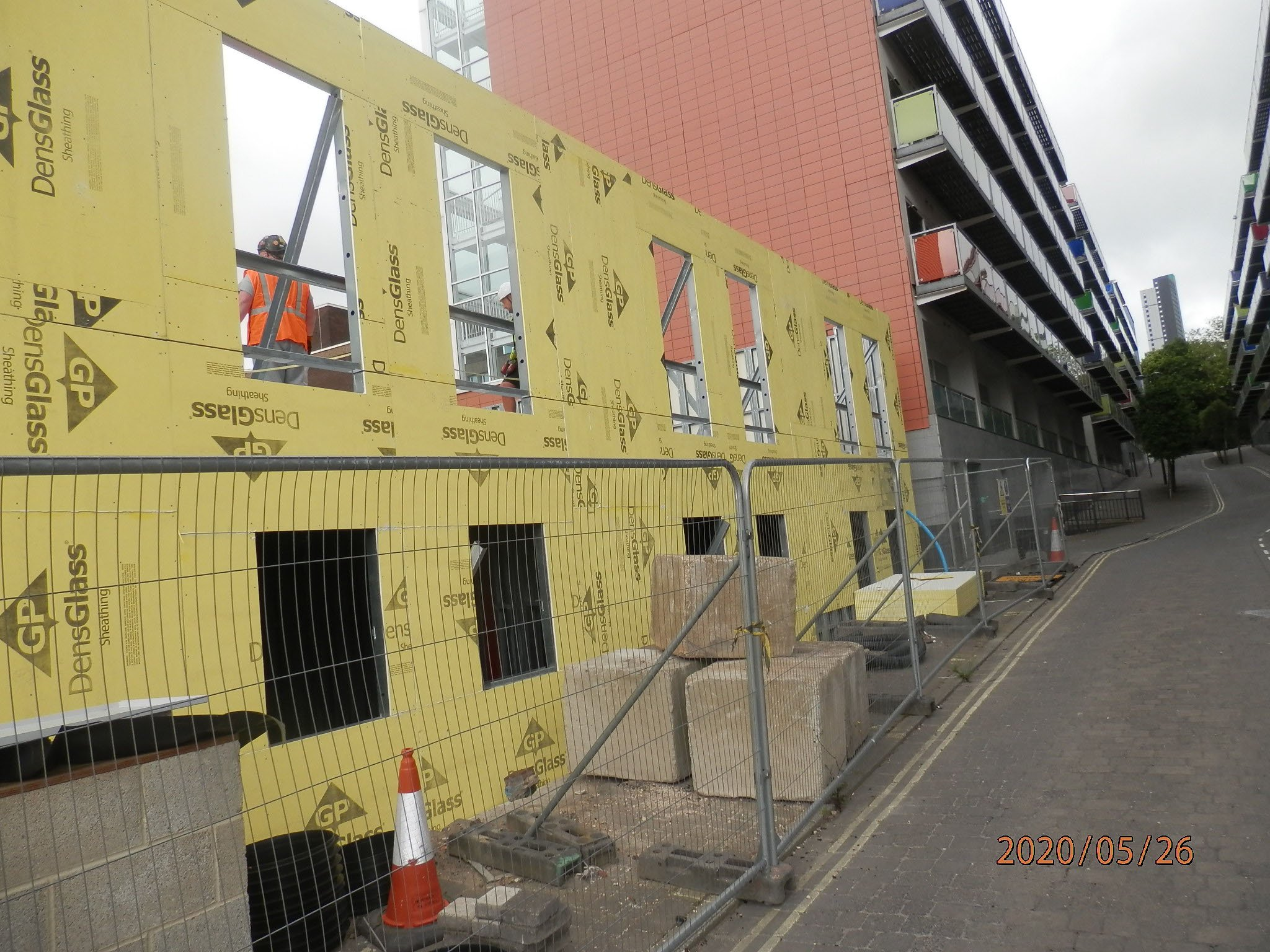 Frameclad uses smart offsite construction for 9-storey Concord Street development